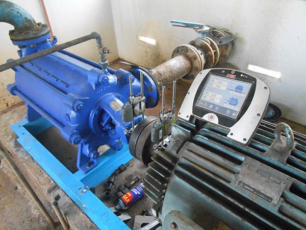 Traction Motor Overhauling