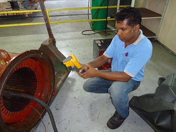 Industrial Motor Repair