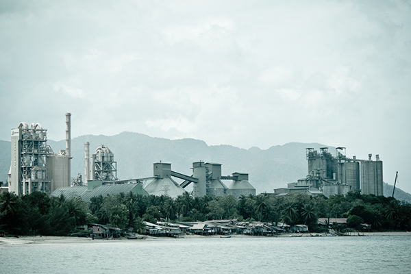 Quarry and Cement Plant